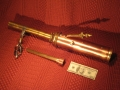 Pocket Cannon with Interchangeable Barrels